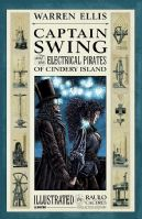 Captain Swing and the Electrical Pirates of Cindery Island - TPB/Graphic Novel